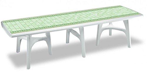 Tavoli Allungabili In Plastica.Tavoli Esterno 500cm Tavoli Allungabili Tavolo In Plastica 5 Metri