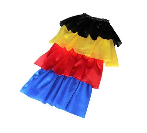 Kinder Brasilianischer Kostüm Karneval - KarnevalsTeufel Sambaärmel für Kinder Stulpen Tanz-Accessoire Samba-Kostüm