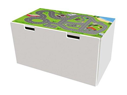 Ciudad pegatinas | pegatinas para muebles | BTD01 | adecuado para el...