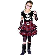 Luxe P'tit Für 88154 Kostüm Clown Mädchen Kinder Punk 7zzXF6P