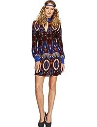 Para mujer Fancy vestido de fiesta estilo cambio fiebre 1970s belleza niña disfraz