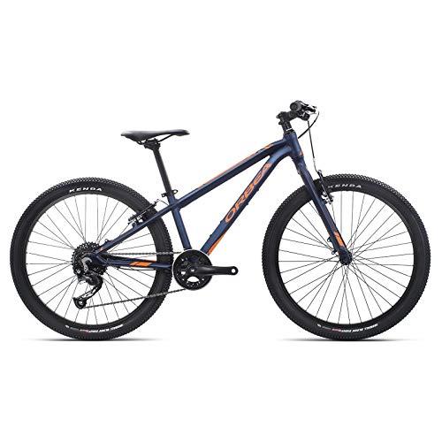 ORBEA MX 24 Team Kinderrad MTB, Farbe:Blau-Orange
