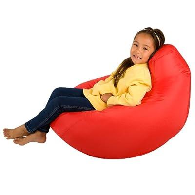 Kids Hi-BagZ - Kids Bean Bag Gaming Chair - Childrens Bean Bags Indoor Outdoor - 100% Water Resistant Weather Proof Garden Beanbag