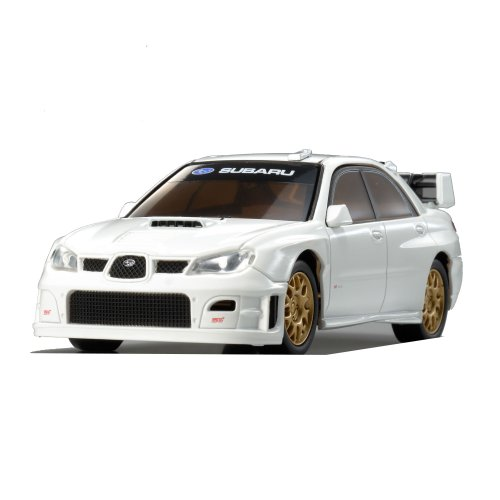 Kyosho ASC FX-101RM | RC CAR PARTS | SUBARU IMPREZA WRC White DNX301W ( Japanese Import ) (japan import)