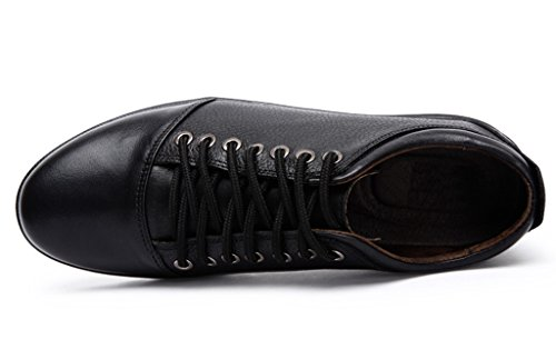 Minitoo , Chaussures à lacets homme Noir - noir