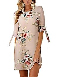 35665ae4bc Amazon.it: Fantasia blu - Vestiti / Donna: Abbigliamento