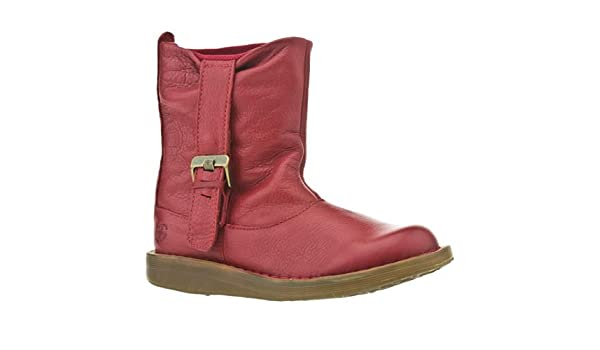 low priced ff8e7 be73f Dr Martens Mel Tana Slouch Ank Boot Ii - 6 Uk - Red ...