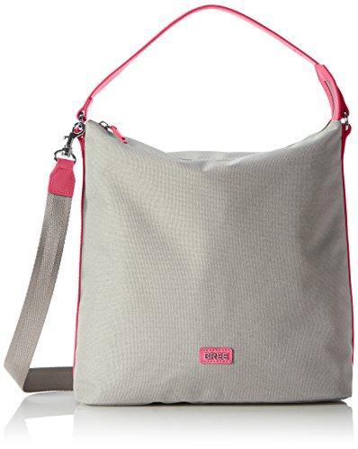 BREE Limoges 5 S17, sac bandoulière Mehrfarbig (light Grey/pink)