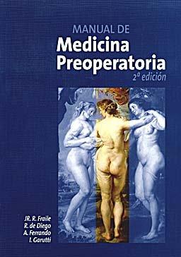 Medicina Preoperatoria Manual por Fraile