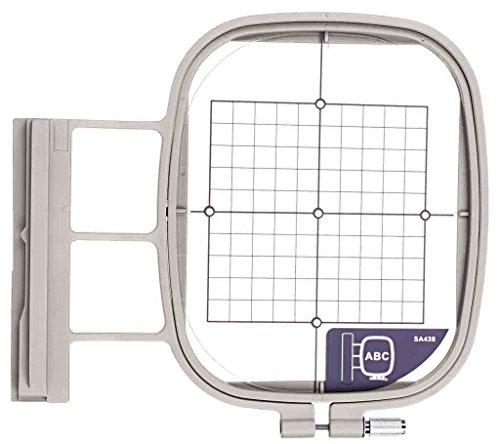 Stickrahmen 100x100mm für Brother Innovis 800E,1500,2200,2600,1e,V3,V5,V7,SA438
