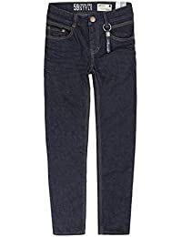 Lemmi Hose Boys Tight Fit Slim, Jeans Garçon