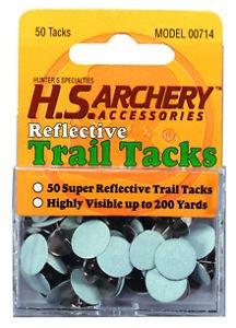 50-trail-markers-reflektierend-geocaching-reflektoren-pins-reflective-dots