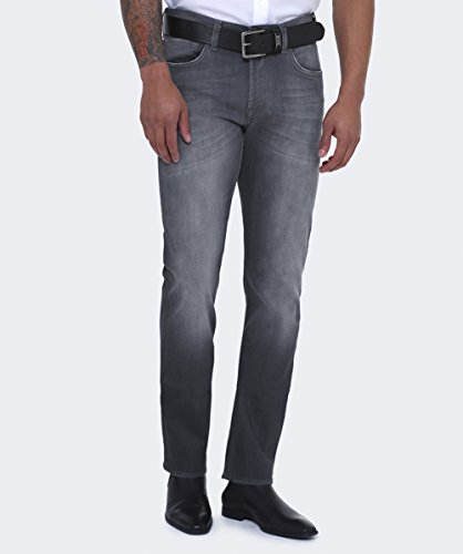 7 For All Mankind Hommes Jeans slimmy Lux Gris Gris