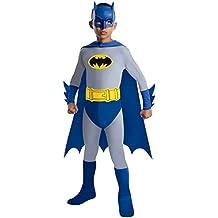 Rubie's- Disfraz de Batman The Brave And The Bold (883483-S)
