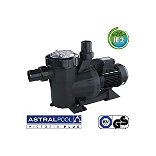 Astral Pool 65560 Filtrationspumpe Victoria Plus leise 0,75 PS einphasig