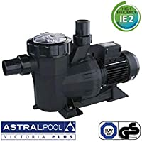 Astral Pool 65562 Filtrationspumpe Victoria Plus leise 1 PS einphasig