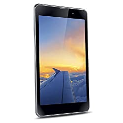 iBall Slide Wings Tablet (8 inch, 16GB, Wi-Fi+ 3G with Voice Calling), Steel Grey