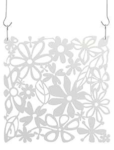 koziol Alice B1, elemento decorativo per tenda o Separè, bianco, 1105525