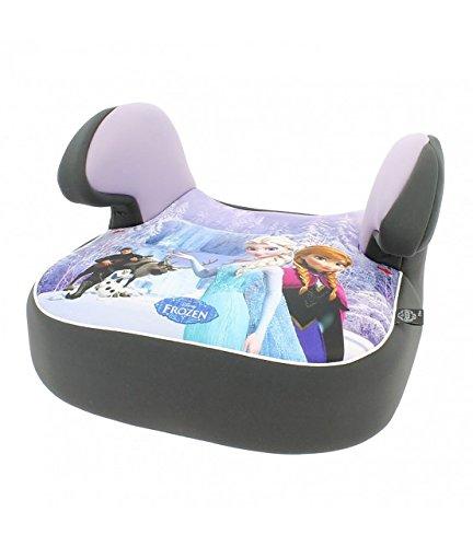 Mycarsit Rialzo Disney, Gruppo 2/3(da 15a 36kg), motivo Frozen