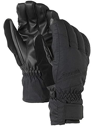 Burton Herren Snowboardhandschuhe PROFILE UNDERGLOVE, True Black, L, 10356100002