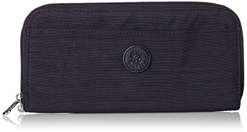 Kipling - Portefeuille - Travel Doc - Noir (Dazz Black)