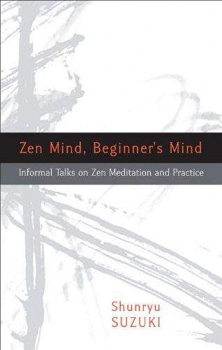 Zen Mind, Beginner's Mind (Roughcut edition) Test
