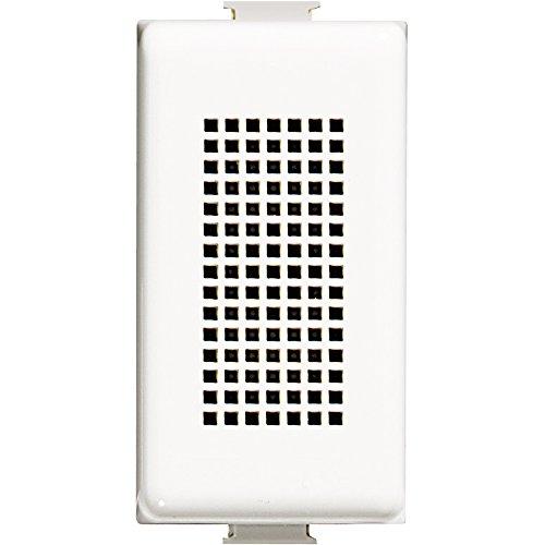BTICINO sam5031F sonnerie 12V, Blanc
