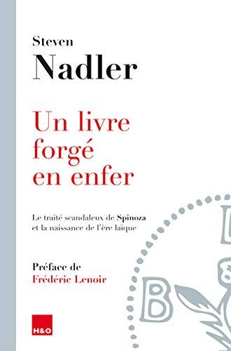 Un livre forgé en enfer par Steven Nadler