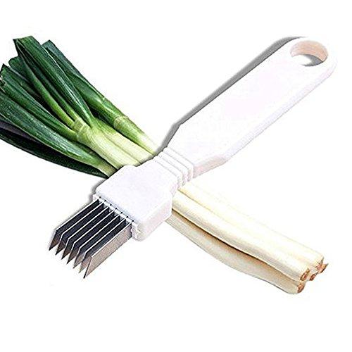 Praktisches Lauchzwiebel Messer