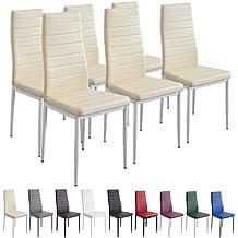 Amazon.es: modelos de sillas de comedor modernas