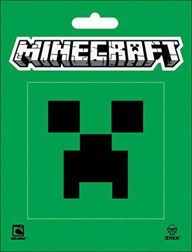 Preisvergleich Produktbild Minecraft Creeper Face Sticker Decal