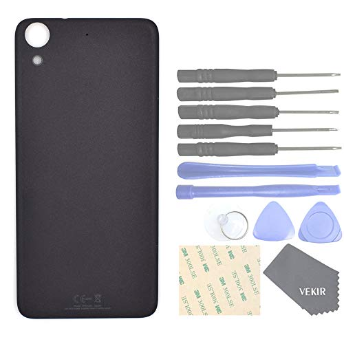 VEKIR Matte Surface Back Battery Case Replacement Compatible with HTC Desire 626(Black) Htc Desire Matte