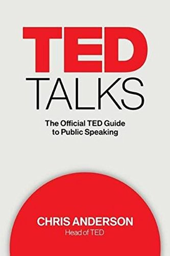TED Talks: The Official TED Guide to Public Speaking (English) price comparison at Flipkart, Amazon, Crossword, Uread, Bookadda, Landmark, Homeshop18