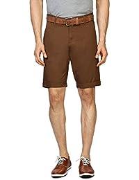 Allen Solly Brown Regular Fit Shorts_AMSR316G06300_30