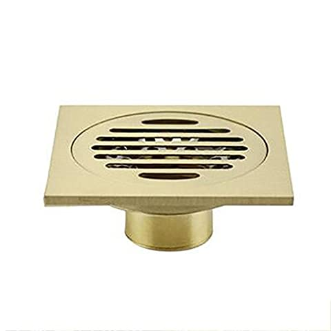 Floor DrainFloor Drain Stainless Steel Brushed Floor Special Area Drain For Washing Machine Strainers Chrome Plated Bathroom Floor DrainBath Accessory , b