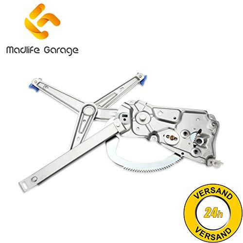 Madlife Garage 51331977609 Elektrisch Fensterheber Vorne Links Ohne Motor 3er E36