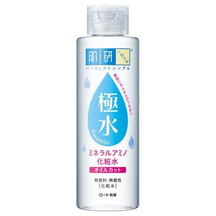 Rohto Hadalabo Kiwamizu Mneral Amino Skin Lotion - 180ml