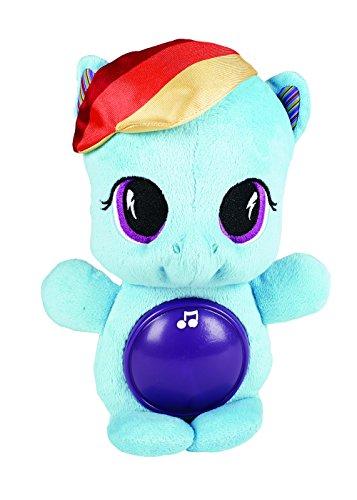 Playskool Friends - My Little Pony - Rainbow Dash - Funktionsplüsch mit Licht- und Sound (Licht Dash Rainbow)