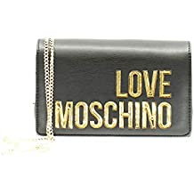 Love Moschino Cross Body Donna Handbag Nero 301e4d94e37