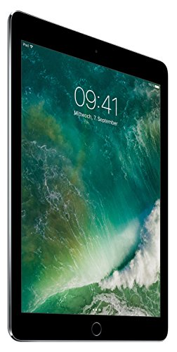 Apple iPad Air 2 24,6 cm (9,7 Zoll) Tablet-PC (WiFi/LTE, 64GB Speicher) spacegrau