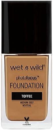 Wet 'n Wild Photo Focus Foundation, Toffee Pecan,