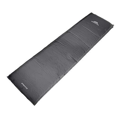 Selbstaufblasende Isomatte Unterlegmatte Fitness Matte Campingmatte Schlafmatte 185x55x4cm