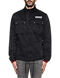 Woolrich Herren WOTSC0040CU103810 Schwarz Polyester Jacke