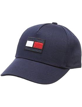 Tommy Hilfiger Big Flag Cap, Gorra de Béisbol Unisex Adulto