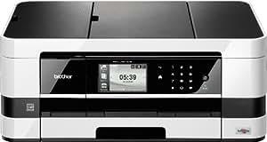 Brother MFC-J4510DW All-in-One Multifunktionsgerät (Kopierer, Scanner, Drucker, Fax, WLAN, USB 2.0) schwarz/weiß