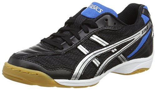 asics-gel-sinic-gs-scarpe-da-calcetto-indoor-unisex-bambini-black-silver-blue-9043-35-eu