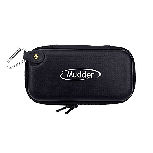 41qT93vFb0L - NO.1 BEST POWER TOOL REVIEW Mudder Portable Dual Zippers Case Bag Pouch Travel Carrying Case for Electronic Cigarette Kit, Power Bank and Cellphone Repair Tools, Black COMPARE BUY PRICE UK