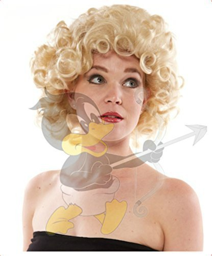 Sandy Wig - Grease - The Last Scene peluca