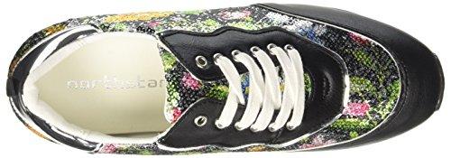 North Star 5490157, Scarpe Sportive Basse Donna Multicolore