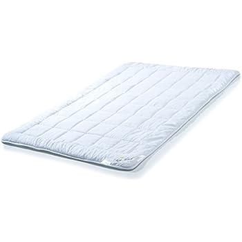 Aqua Textil Soft Touch Duo Bettdecke 200 X 200 Cm Steppdecke Atmungsaktiv Warm Winter Decke